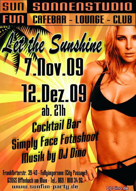 dj dino club Event und hochzeit DJ aus frankfurt