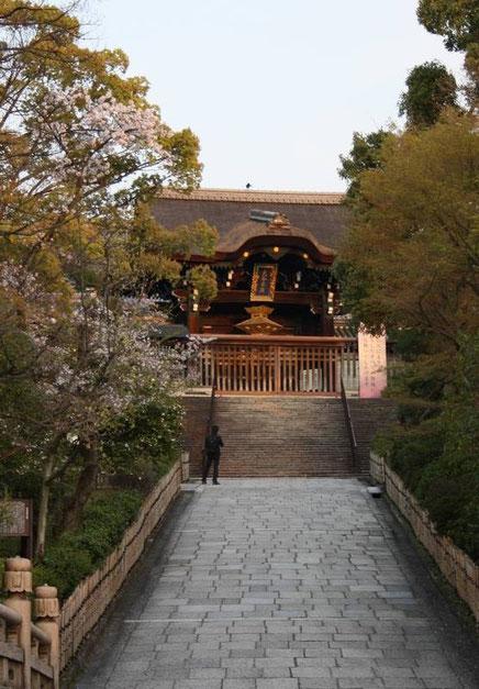 Le Sō-Mon du mausolée Ōtani Honbyō
