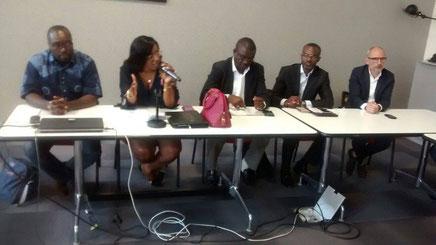 Arescam et Minpmeesa à Lyon avec la diaspora camerounaise