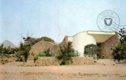 Tokombéré Eglise St Joseph fondée en 1961 par le pere Baba Simon