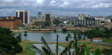 Une vue de Yaoundé
