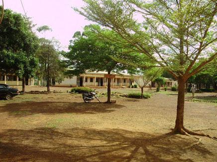 Meiganga, le lycée