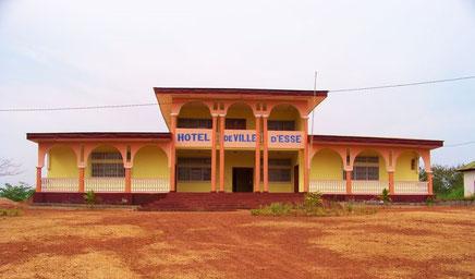 Hotel de ville d'Esse