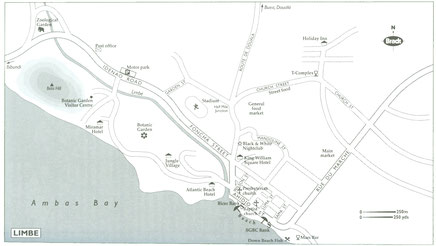 Limbe Map