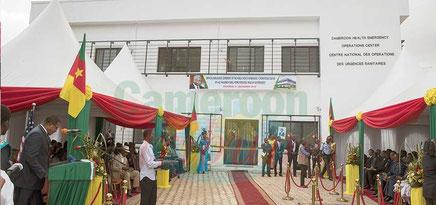 Le Centre National des Opérations des Urgences Sanitaires, inauguré en 2018