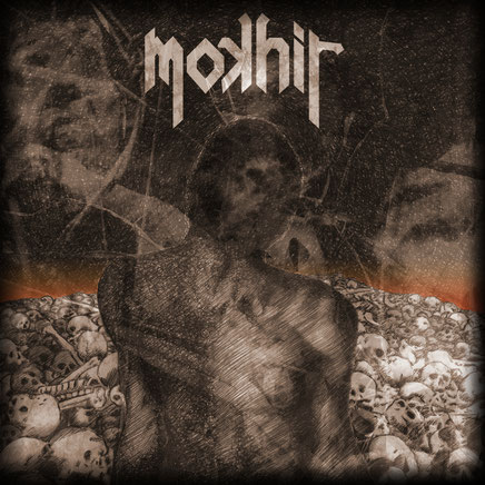 Mokhir Album EP Cover Instrumental Black Metal Blackhole Music & Productions