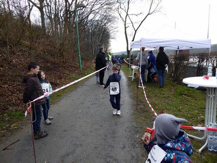 3. Platz in seiner Altersklasse: Luca Lehmann