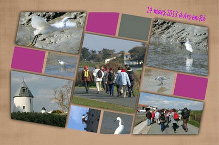 Marche Ars-en-Ré 14-03-2013