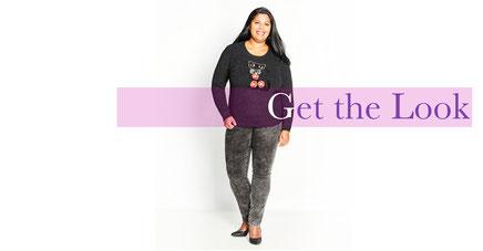 Damen-Pullover in großen größen, modische Damenpullover XXL