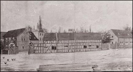 Firma im Jahre 1861