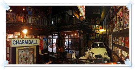 氷見昭和館 昭和体感コーナー 1F南側展示コーナー