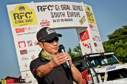 Luis J. A. Wee fondatore del Rainforest Challenge