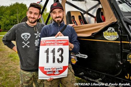 Leo Moretti e Alberto Santolini, cat. Adventure