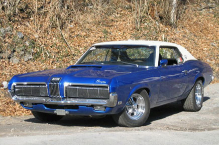 1969 Ford Mercury Cougar