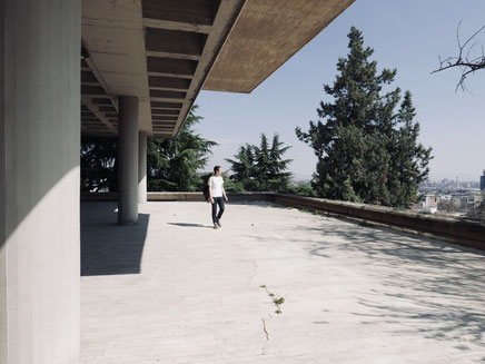 Architektentraum im MoCA Skopje