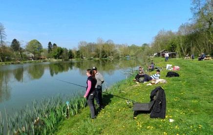 Etang de Suilly la Tour