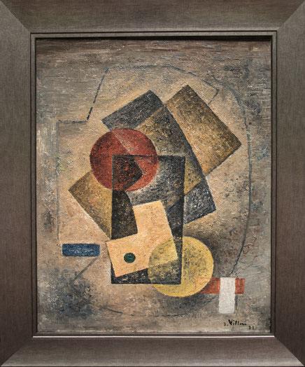 Jean Villeri Maler 1896 - 1982