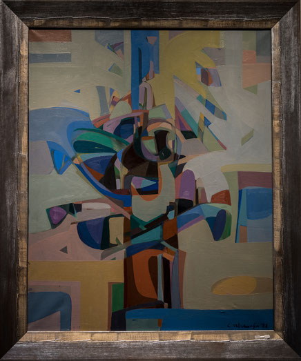 Jean Boquet 1908 - 1976 Galerie Bonn