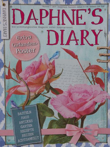 Daphne' Diary Magazin 2019