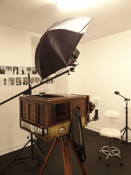 "Afghan Box Camera"", Thomas Nitz, Galerie Anna25"
