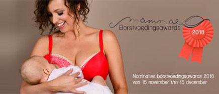 Borstvoedingsawards - Still Award