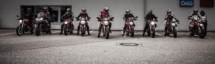 27. September 2015 - Altötting (MSC Kurvenkroza & Ducati Club Wels)