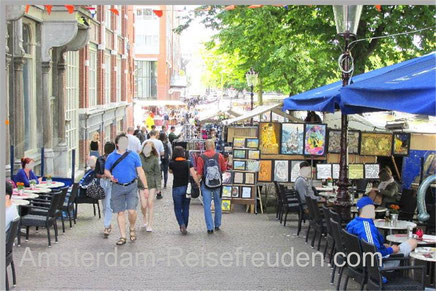 Waterlooplein - Amsterdam`s Flea Market