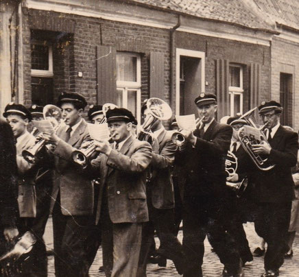 Kevelaer 1954: Musikverein Birgden