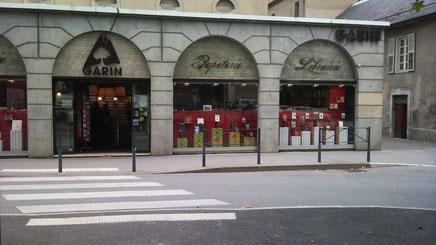 Librairie Garin - Chambéry