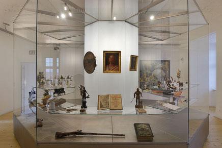 Jagdmuseum Schloss Stainz, Dauerausstellung, Foto: UMJ