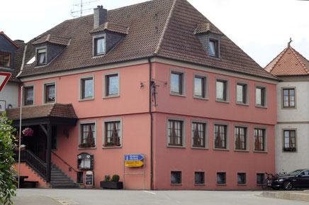 """Hotel-Gasthof """"Schwarzes Ross"""", Hörblach / Bayern"""