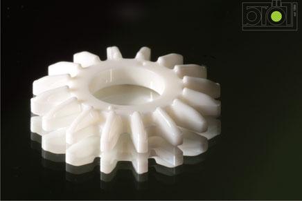 pressed star - textile ceramics [@BRÖLL]