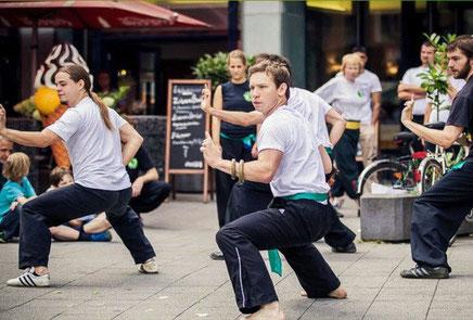 Kung Fu, Kampfsport und Selbstverteidigung in Köln Ehrenfeld