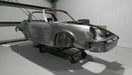 Porsche Karosserie