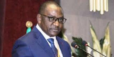 FONGOD Edwin NUVAGA, nouveau Dg des Douanes camerounaises