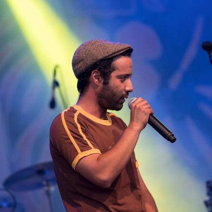 Shaïan reggae artist