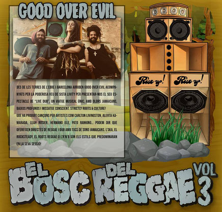 bosc del reggae good over evil