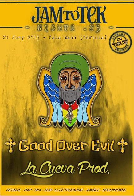 good over evil reggae