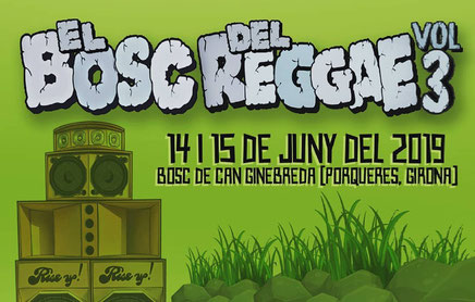 el bosc del reggae vol 3