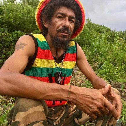 Ti Rat reggae artist
