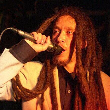 Solano Jacob reggae artist
