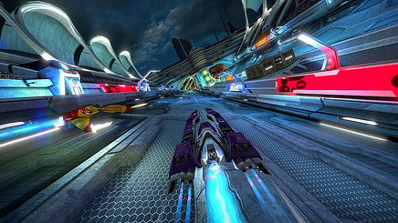 Rennspiele: WipEout Omega Collection