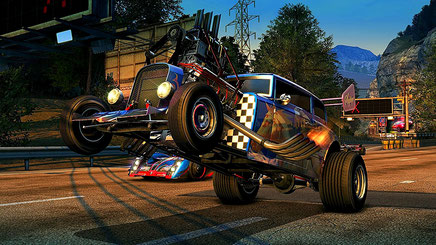 Xbox One Rennspiele: Burnout Paradise Remastered