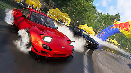 Xbox One Rennspiele: The Crew 2