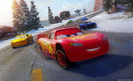Rennspiele Switch: Cars 3: Driven to Win