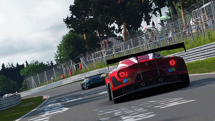Rennspiele: Gran Turismo Sport