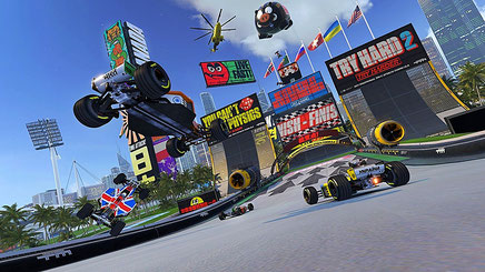 Rennspiele: Trackmania Turbo