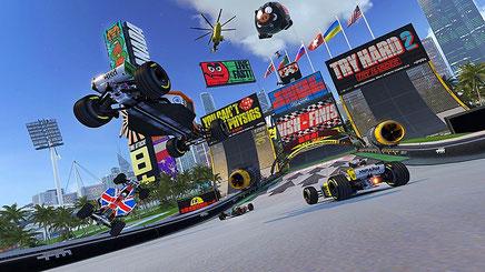 Rennspiele: Trackmania Turbo