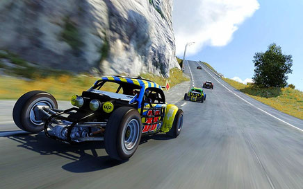 Xbox One Rennspiele: Trackmania Turbo