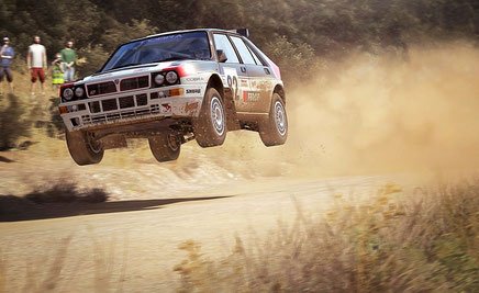 Rennspiele: DiRT Rally
